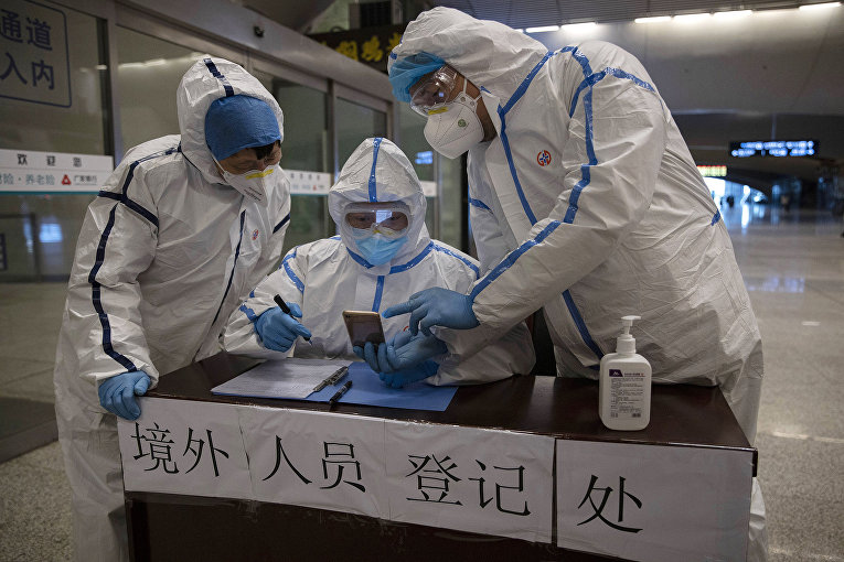 Тайна источника коронавируса известна США и Китаю