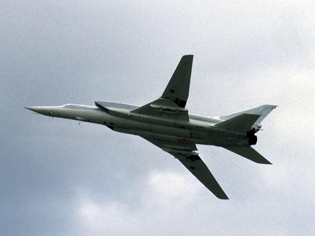 Ту-22М3 может сравнять горы с землей. О русском сверхмощном бомбардировщике