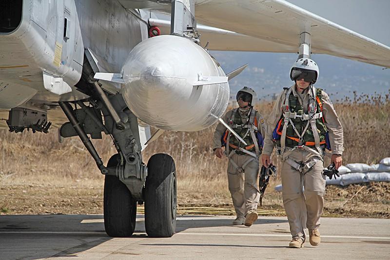 Новости о сбитом самолете и судьба летчиков