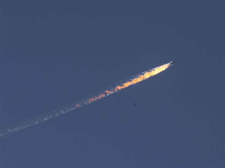 Турция сбила российский самолет отзывы