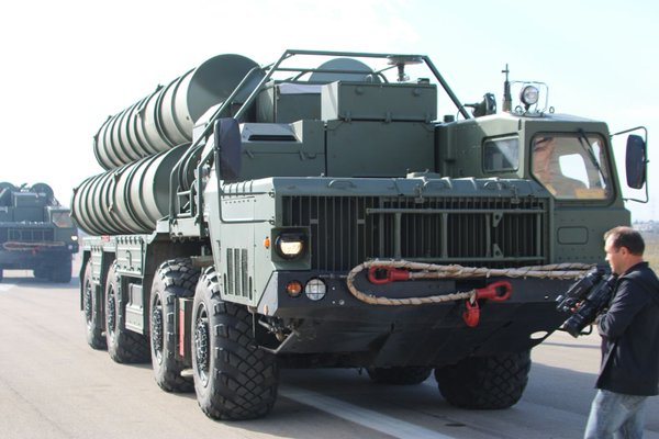 Turkey Sent to Syrian Border Radar Electronic Attack Systems to Counteract Russian S-400
