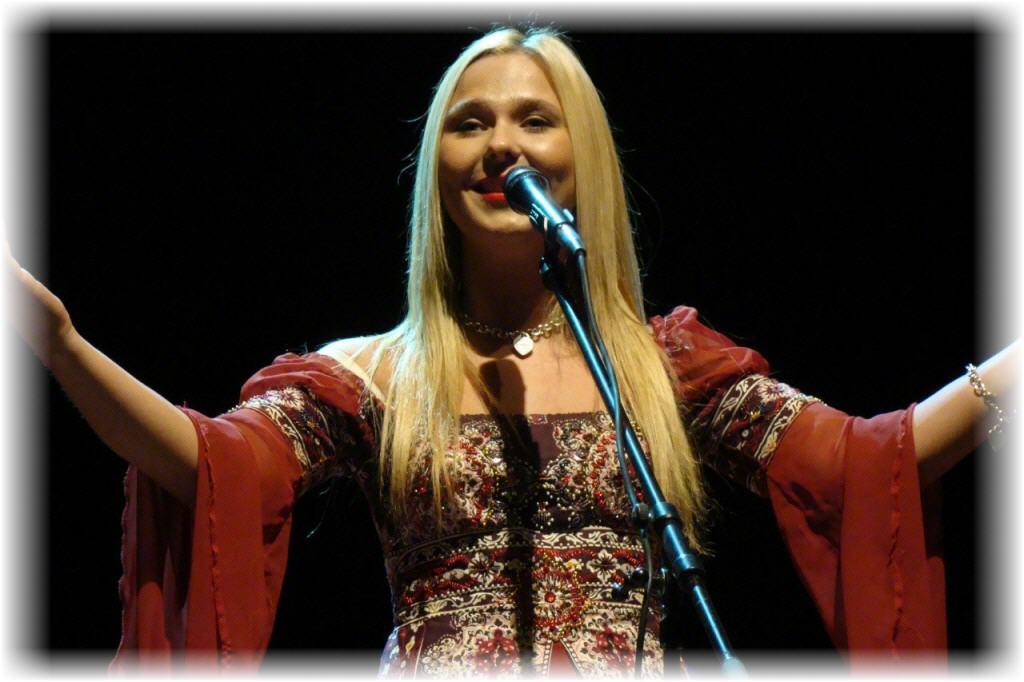 певицы исполняющие русские песни