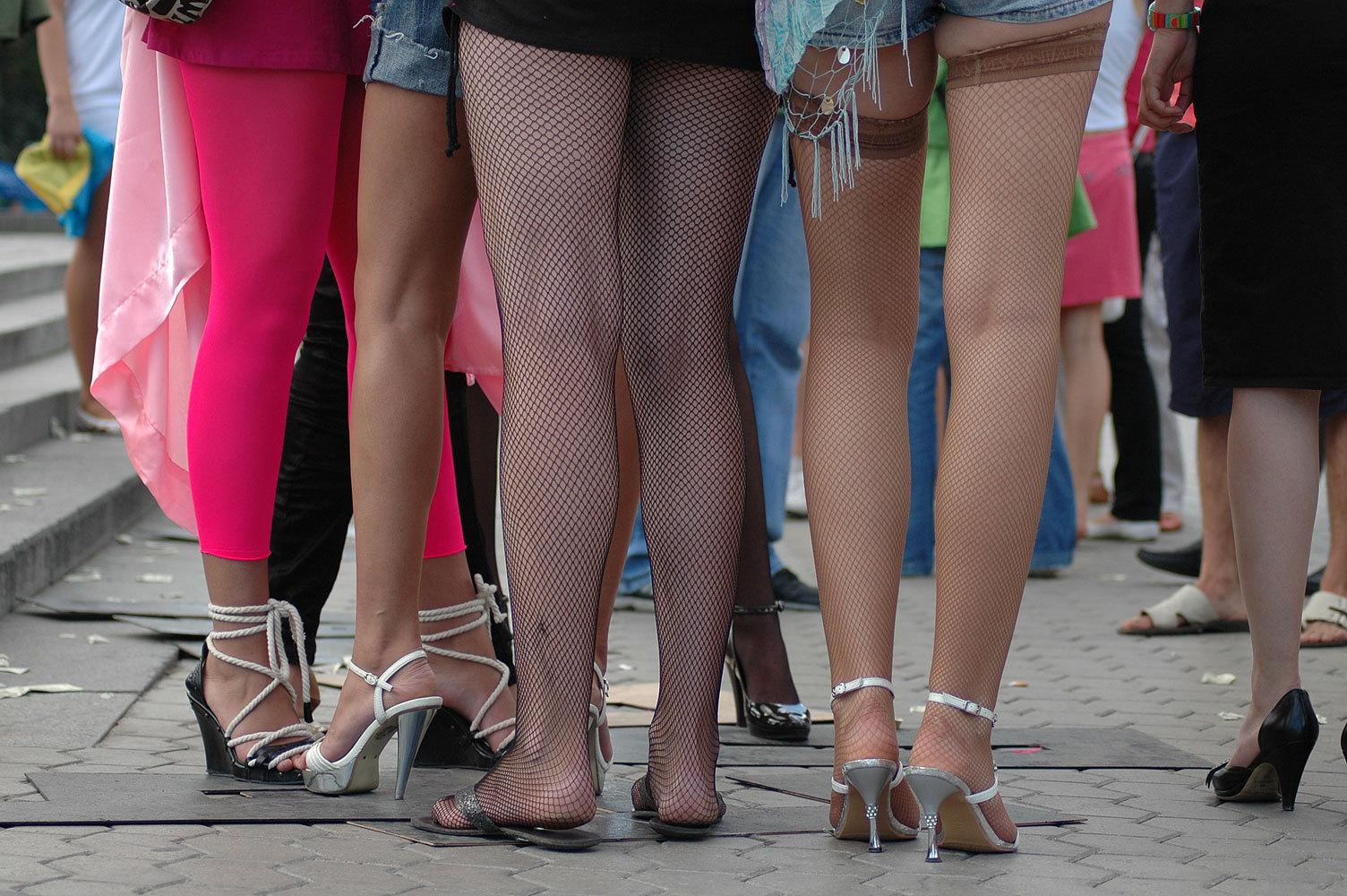 путь в проститутки