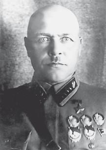 Генерал армии Д.Г. Павлов