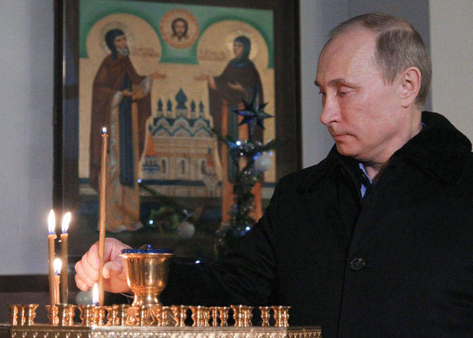Картинки по запросу Путин христианин