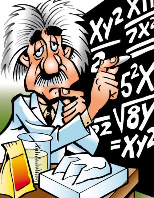 Смешная картинка математика
