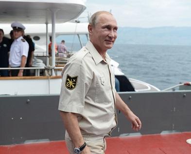Нил Кларк: реакция Запада на визит Путина в Крым была неожиданной