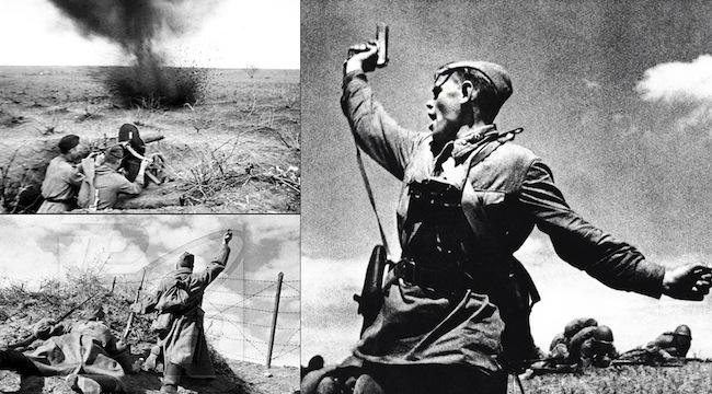 Учебник Великая Отечественная Война Коваленя