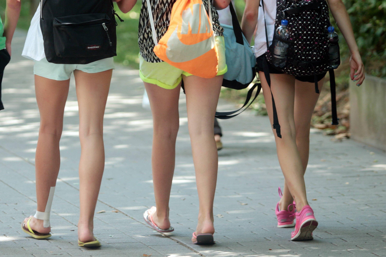 голые пухленькие школницы