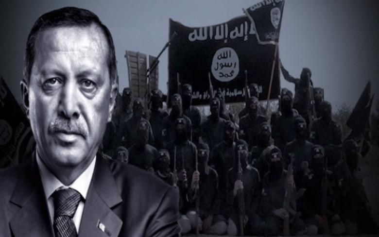 Эрдоган — основная опора ИГИЛ