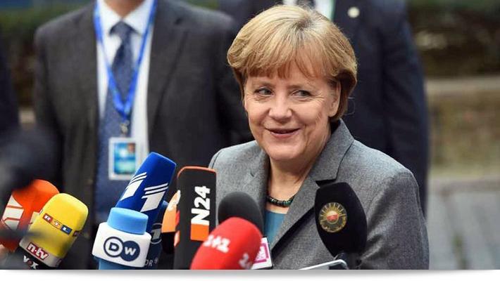 Хроника пикирующей Германии.Беженцы. Merkel