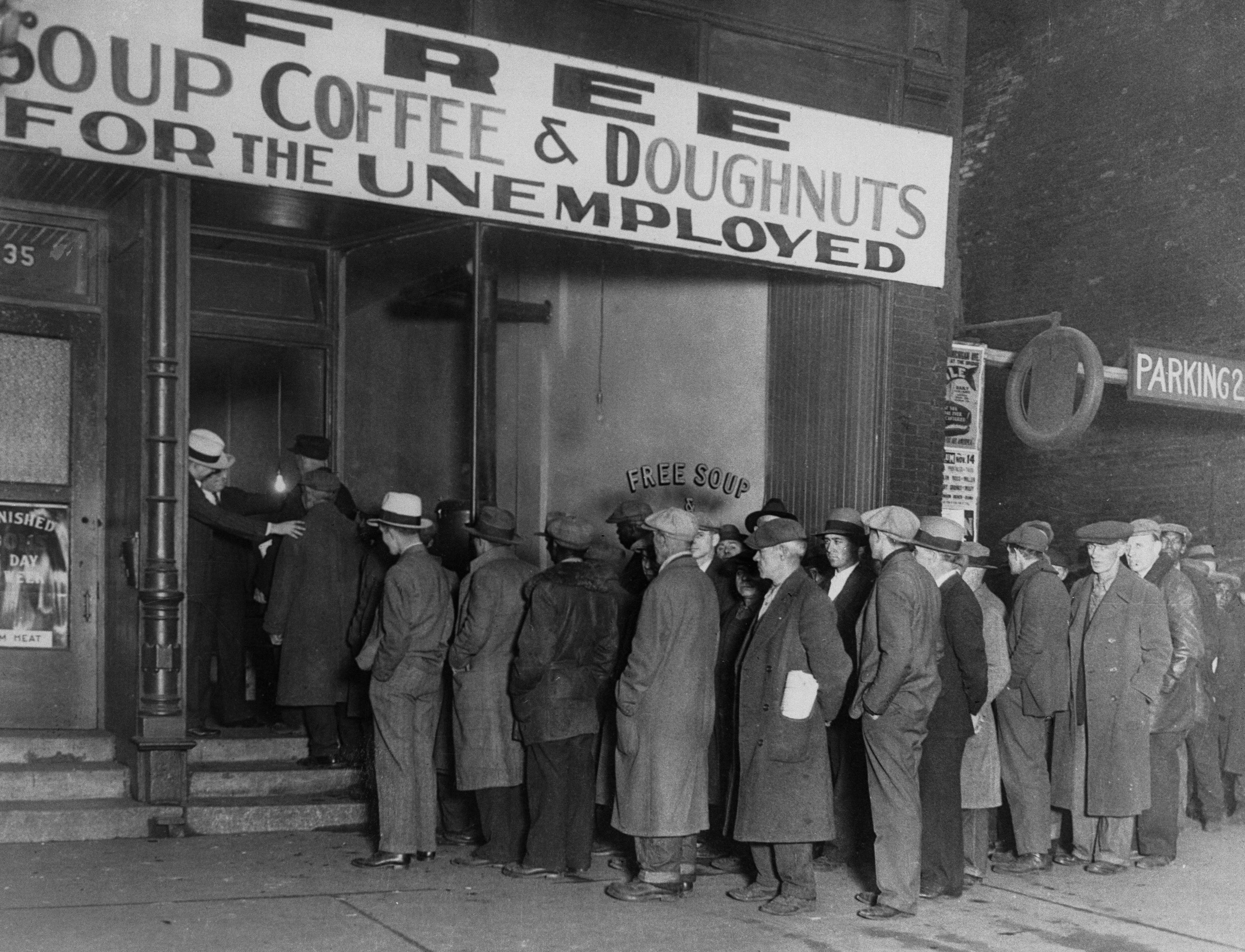 an analysis of the new deal program during the united states economic depression in the 1930s Conclusion: the legacy of the new deal system in the united states it was drafted during franklin d amid the economic calamity of the great depression.