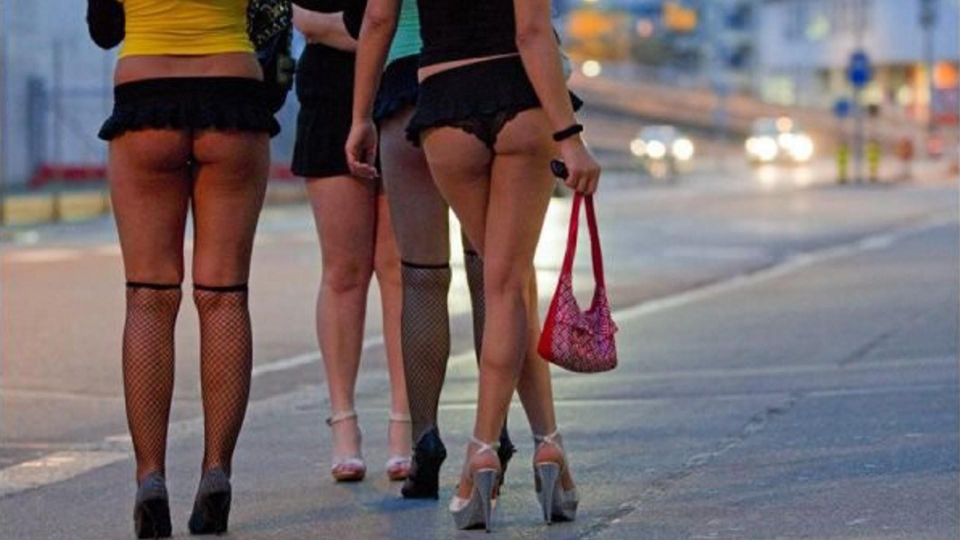 проститутки на улицах россии