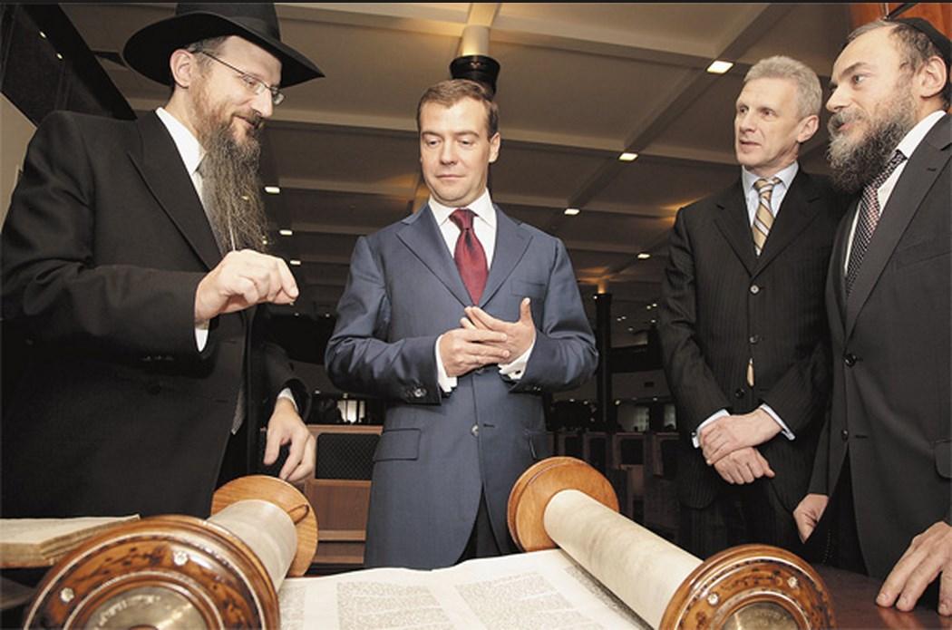 Д. Медведев прибыл свизитом вИзраиль