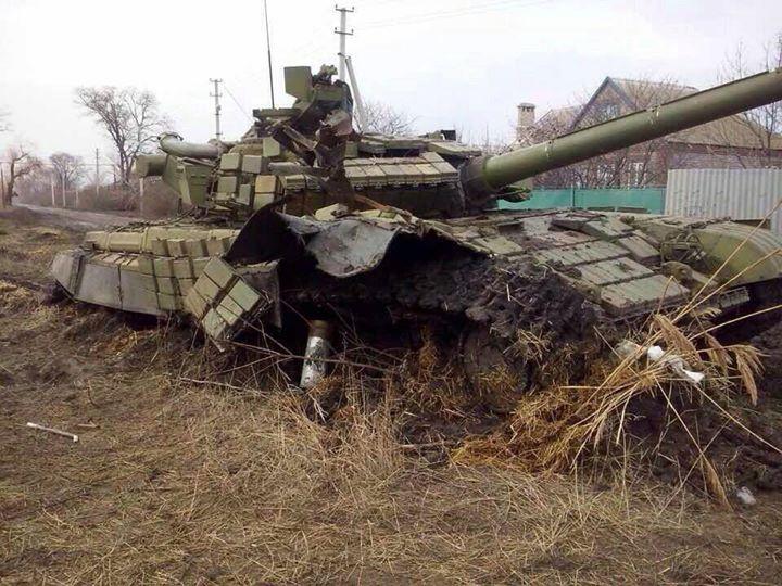 Потери ВСУ в АТО по Military Balance
