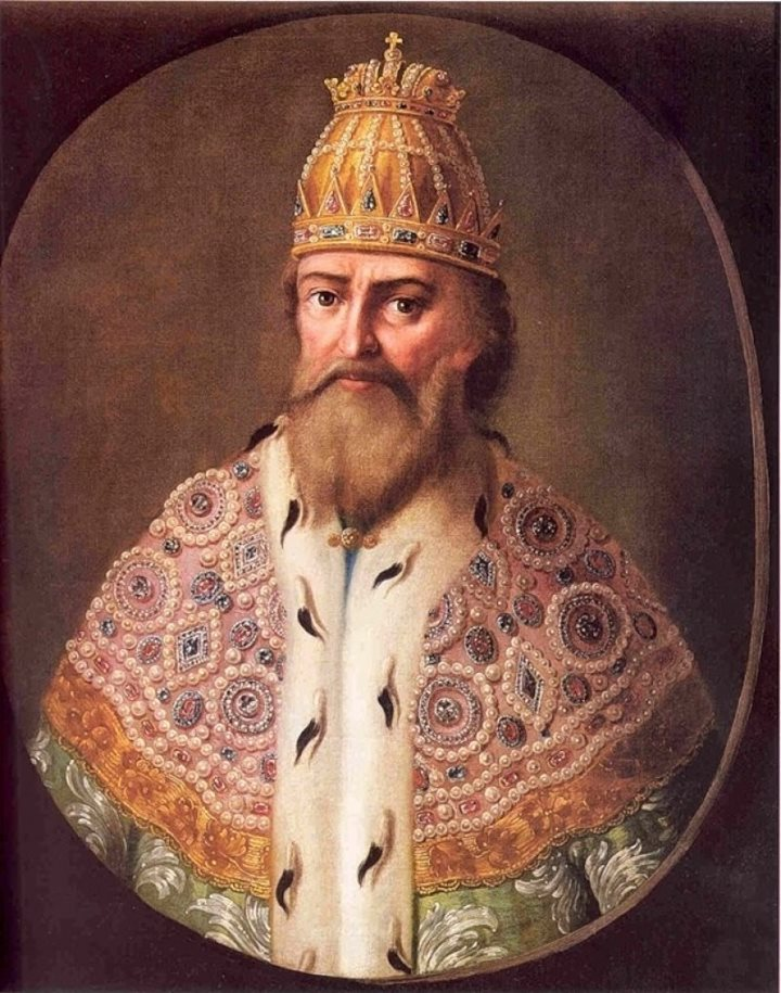an analysis of the topic of the tsar ivan the fourth of russia