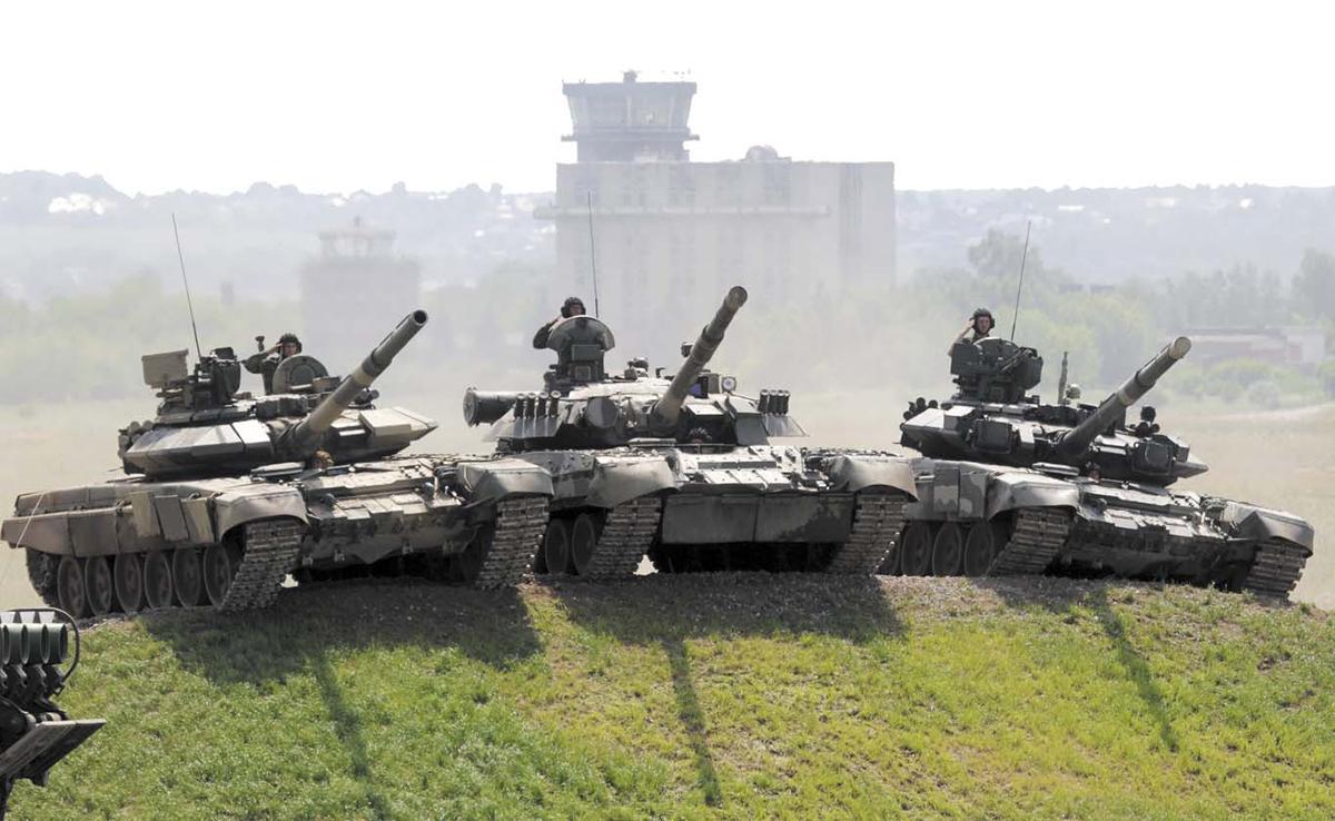 картинки войска танковые