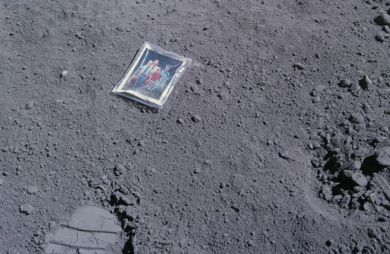 Как выглядит земля с луны фото настоящие самый