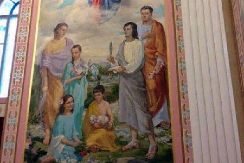 Церковь Святого семейства Порошенко
