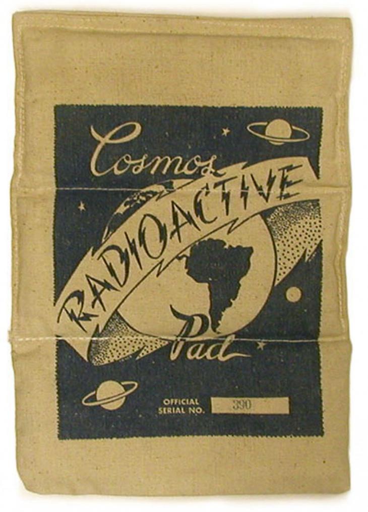 Косметика радиация