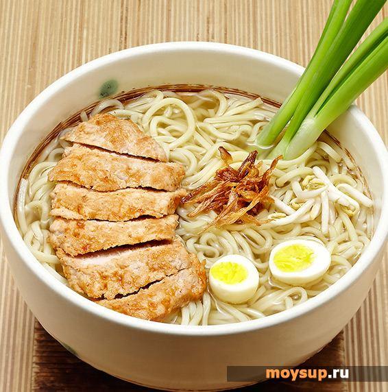 как приготовить вкусный суп из лапши рецепт