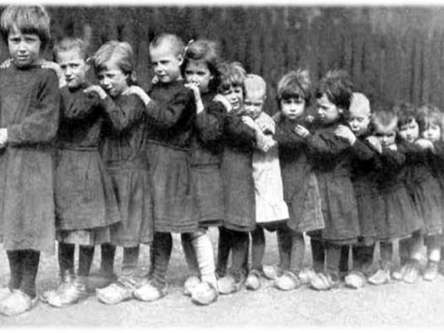 Их расстреляли на рассвете