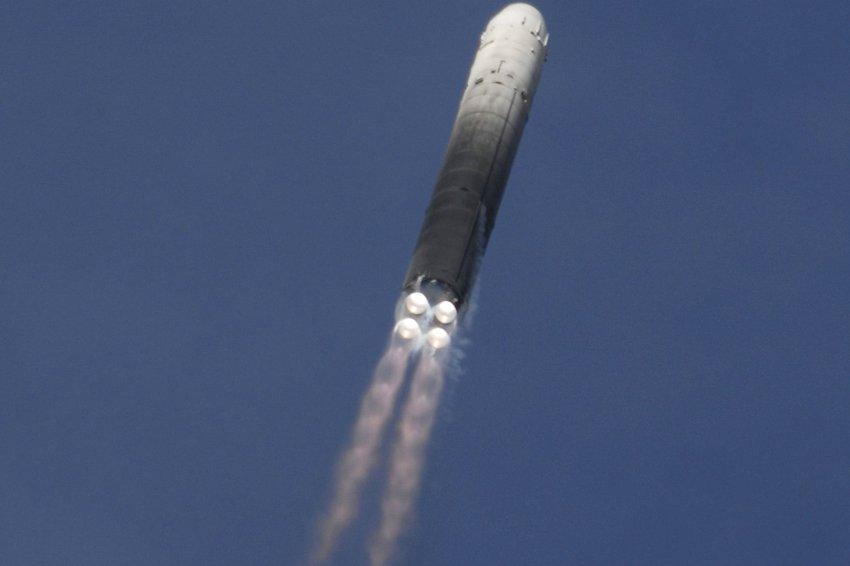 ракета RS-28 Сармат