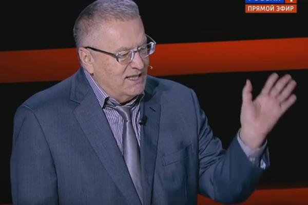 Жироновский рассказал анекдот про Обаму, украинцы не поняли и обиделись
