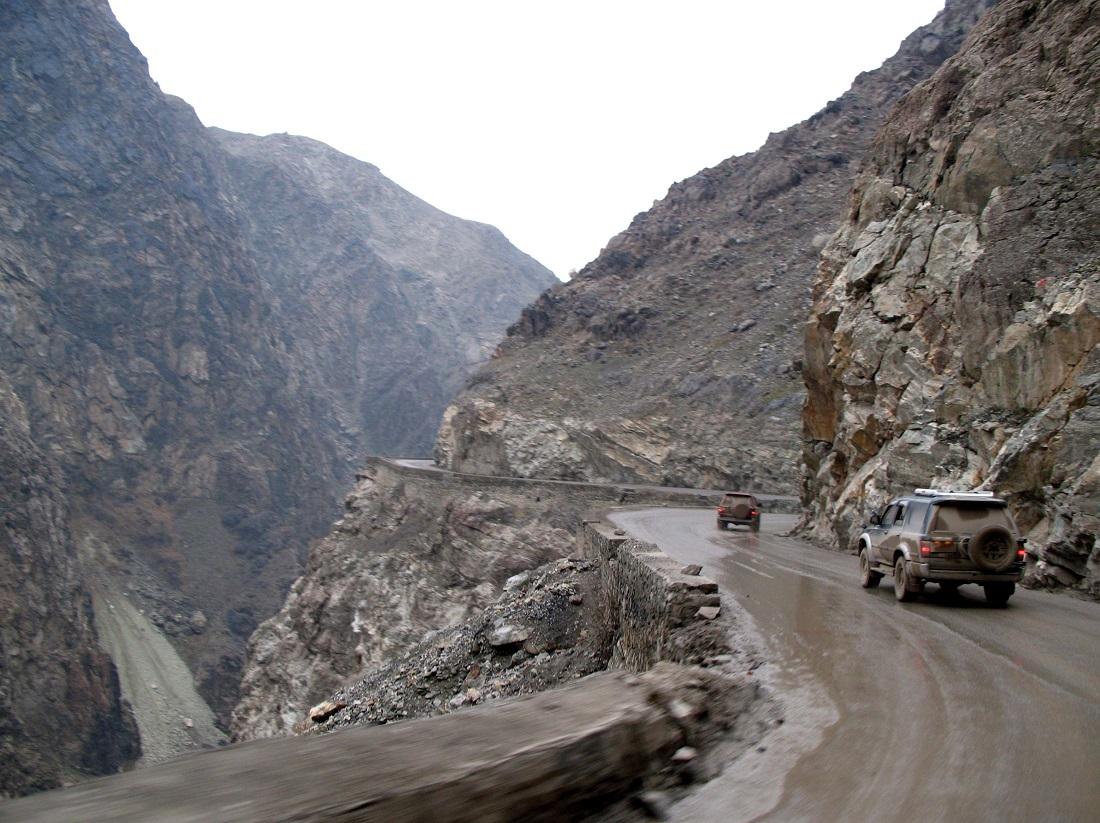 Кабул-Джелалабад, Афганистан