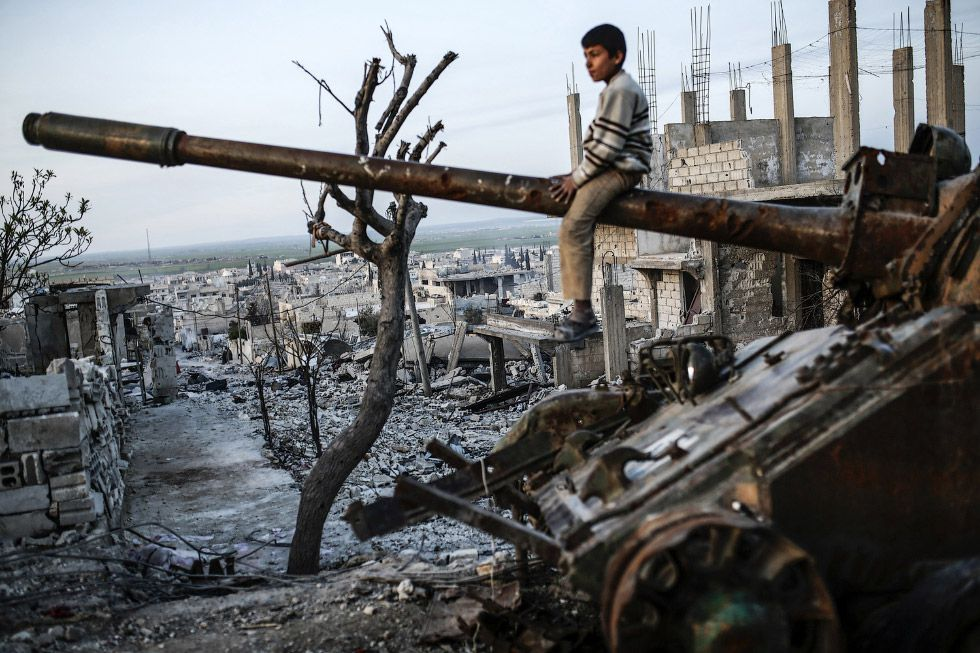 Стало известно, какой огромный экономический ущерб нанесла война в Сирии
