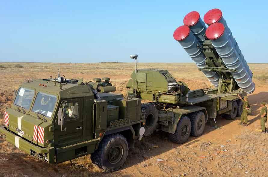 Крым завершил интеграцию в общероссийскую систему ПВО
