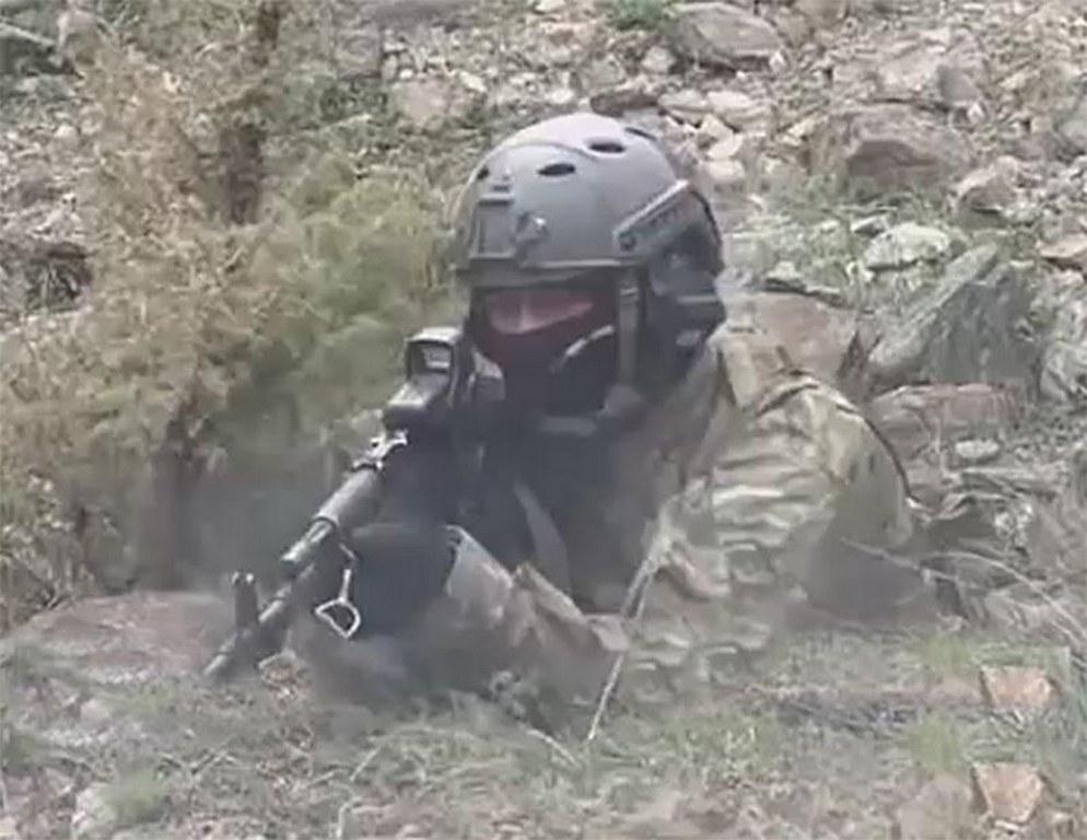 Спецназ России в Сирии