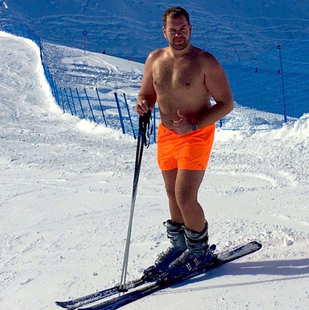 фото мужчин в горах на лыжах многокультурная богатая природные