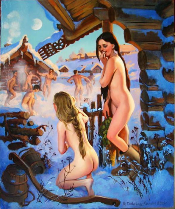 Украинки в бане фото 289-180