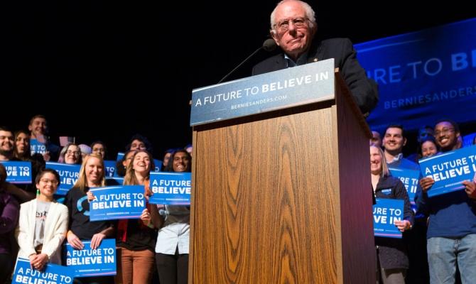 Политическая революция постигнет Америку?