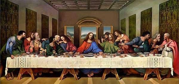 Доклад по картине леонардо да винчи тайная вечеря 7122