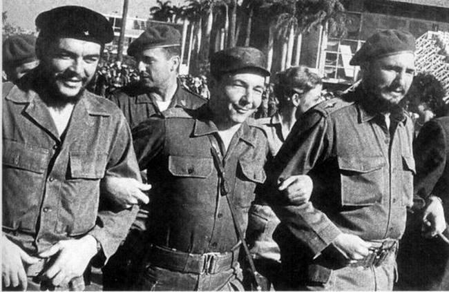 За полвека не изменилась только Куба   Блог Awgust   КОНТ