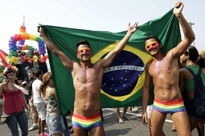 Гей по бразильски фото 73-681