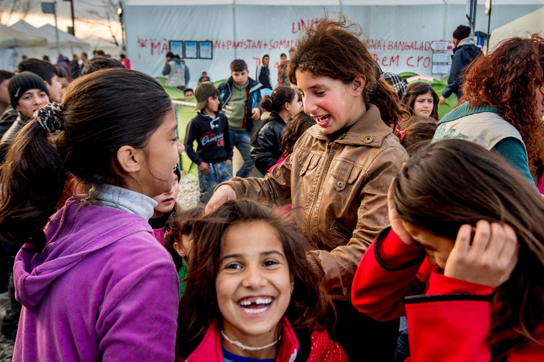Картинки по запросу европа район сирийских беженцев