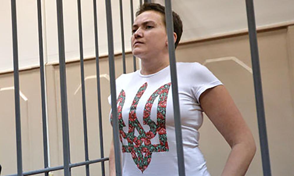 Новый майдан в Киеве требует освободить Савченко или побыстрее убить