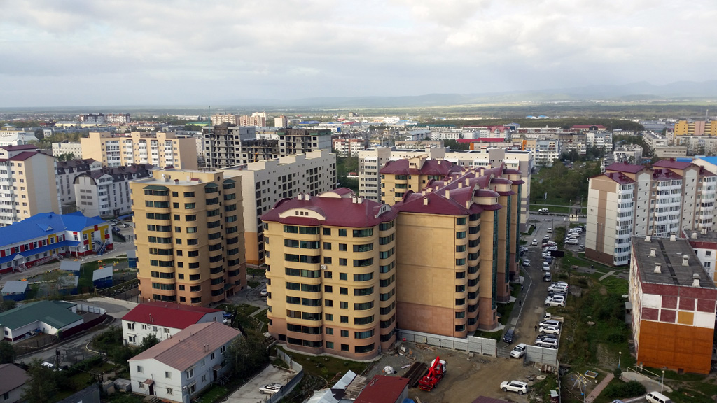 фотографии южно сахалинска
