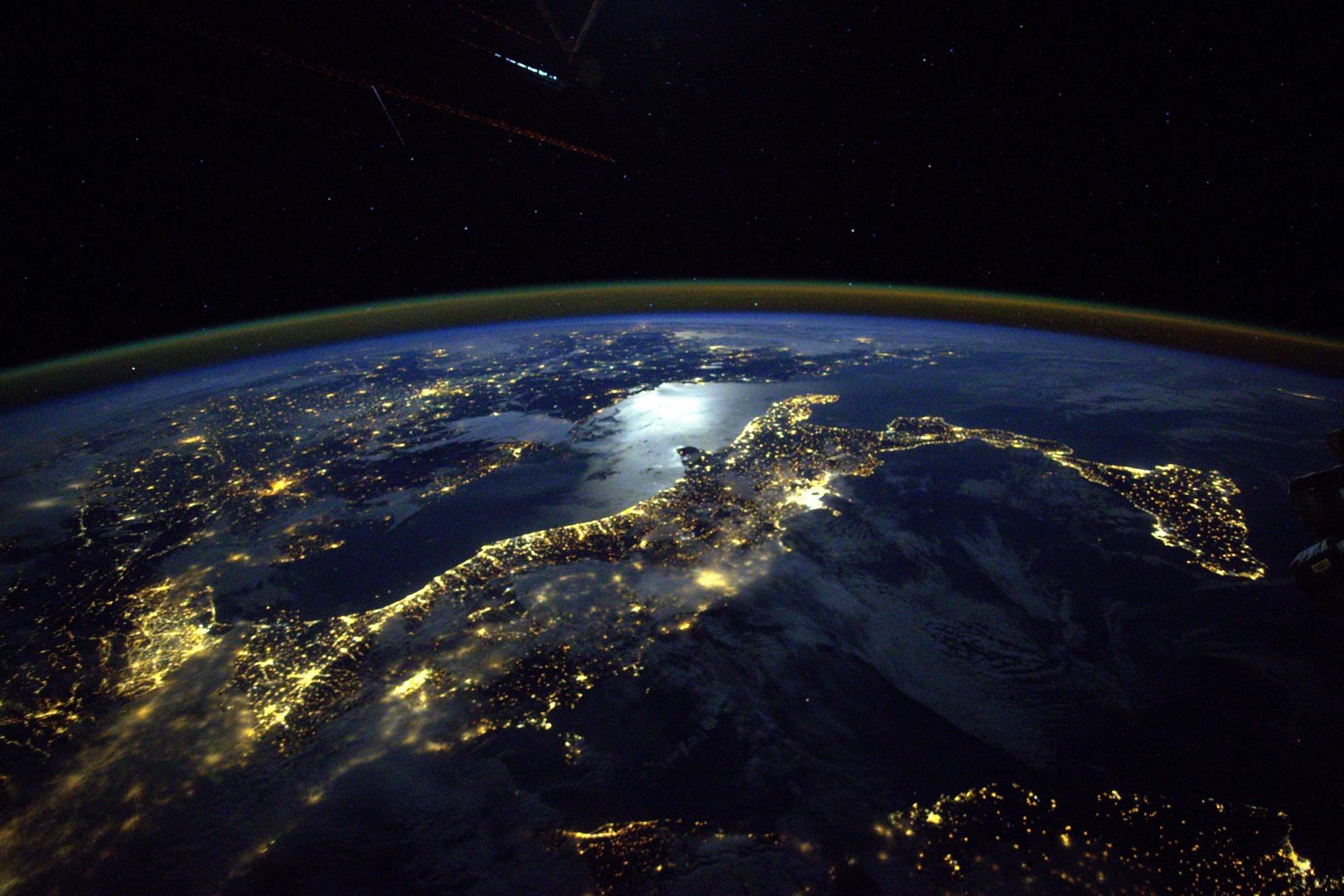 россия из космоса фото высокого разрешения возможно, что они