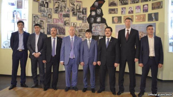 Единственная опасность для крымско-татарского народа – это украинская власть…