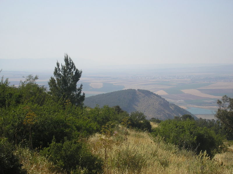 История, о которой не говорят Gilboa_ridge