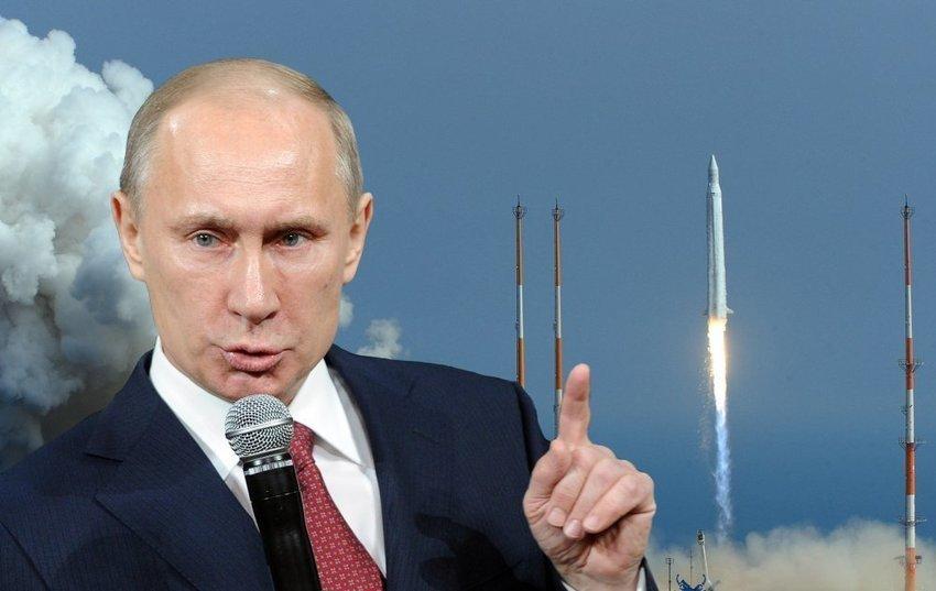 Гиперзвуковой Путин......