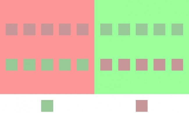Как считать квадраты