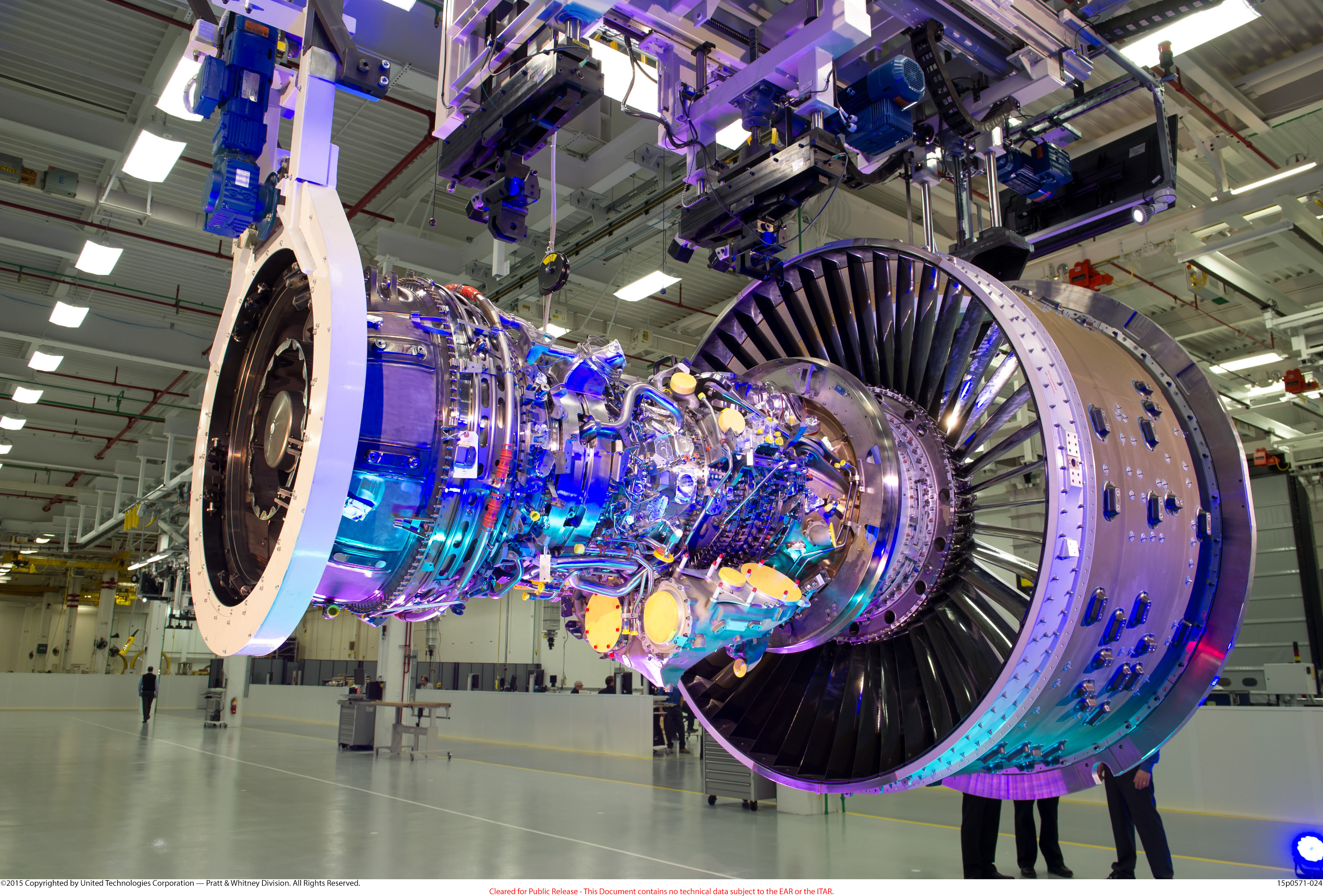 Clearing The Air On Pratt And Whitney Purepower Geared