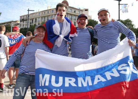 Почему победа русских фанатов в марсельском порту — это круто!