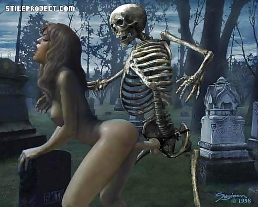 порно охотники на призраков