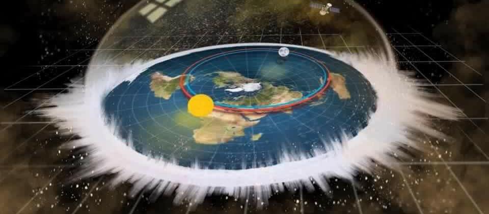 Плоская Земля и плоское сознание